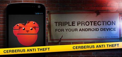 Cerberus - O verdadeiro protetor do seu smartphone