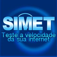 Simet - Teste de velocidade